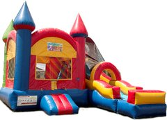 Castle with Slide (dry)