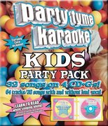 Karaoke Kids Songs CD+G