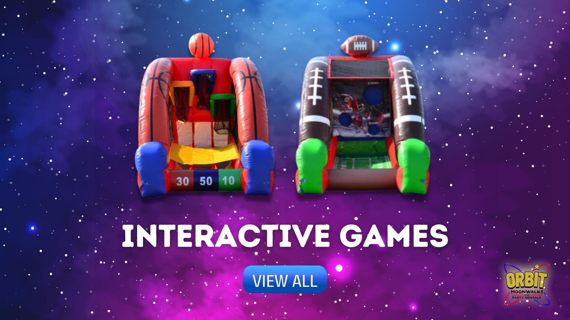 Houston Interactive Game Rentals