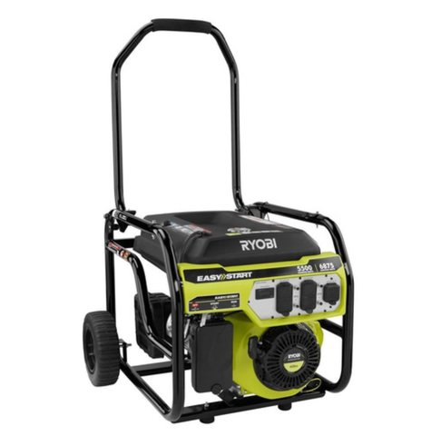 Generator (Gas Included)