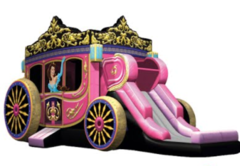 Princess Carriage Combo