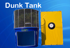 Public Approved Dunk Tanks
