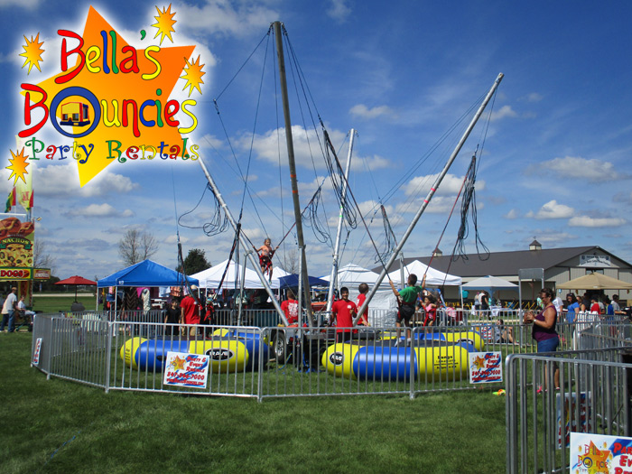 bellas-bouncies-euro-bungee-rental-lake-county-il