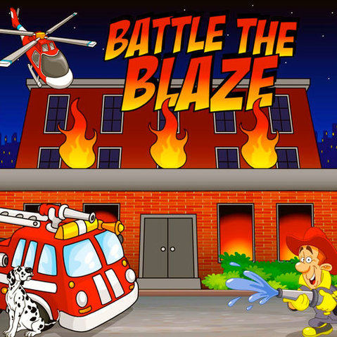 Frame Game - Battle The Blaze