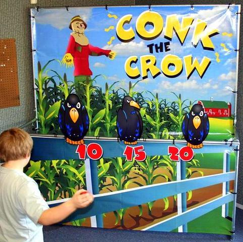 Frame Game - Conk The Crow