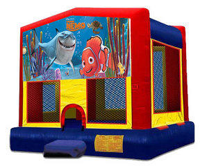 Finding Nemo Modular Moonwalk 13x13