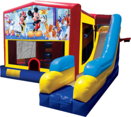 Mickeys Fun Factory 7-in-1 Combo