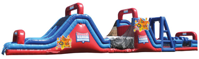 Rugged Warrior Challenge Obstacle Course