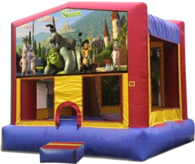 Shrek Modular Moonwalk 15x15