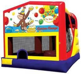 Curious George 4-in-1 Combo