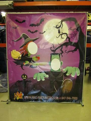 Photo Prop Halloween Theme Bella S Bouncies Water Slide And