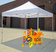 10x10 Pop Up Canopy Without Sides