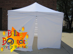 10x10 Pop Up Canopy With Sides