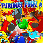 Frame Game - Furious Fowl