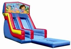 18ft DORA the Explorer Modular Slide