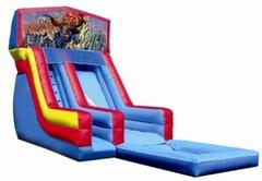 18ft Superman Modular Slide