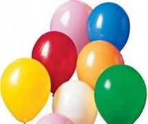 9 inch Balloons (100)