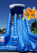 27 Foot Blue Crush Slide Dry