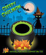 Frame Game - Creepy Cauldron