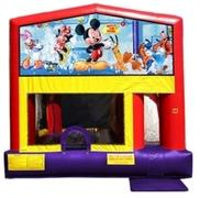 Mickeys Fun Factory 4-in-1 Combo