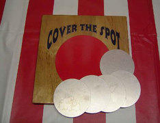 Cover The Spot Carnival Game