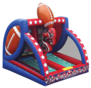 First Down Football Inflatable Game