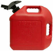 Extra 5 gallons of fuel for generator