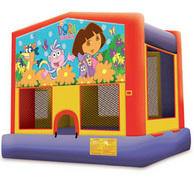 DORA the Explorer Modular Moonwalk 13x13