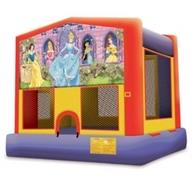 Disney Princess Modular Moonwalk 15x15
