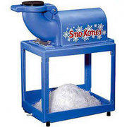 Snow Cone (Machine Only)