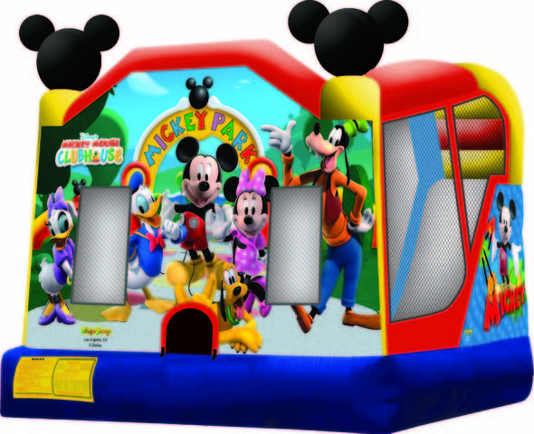 Mickey Mouse 4-in-1 Combo