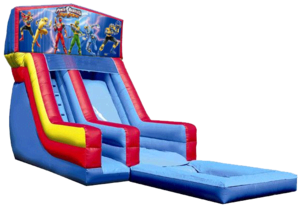 Power Rangers Modular Slide