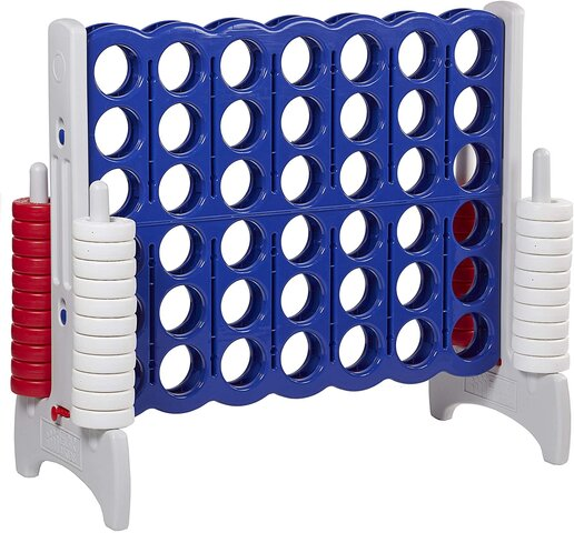 Chicago American Carnival Game Rental Giant Connect 4