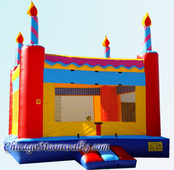 Chicago Bounce House Rentals, Childrens Party Rentals in Chicago