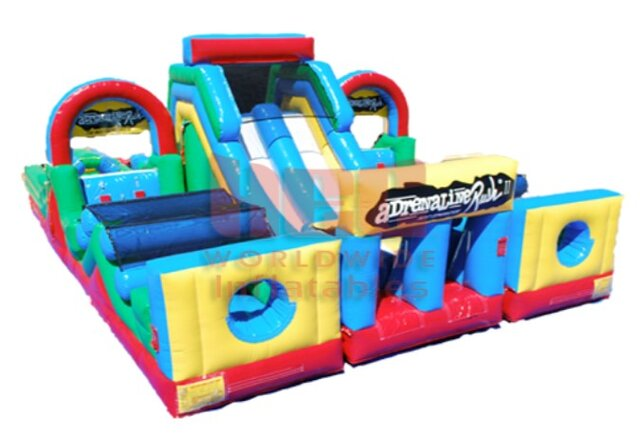 Chicago Inflatable Obstacle Course Rentals Serving Illinois