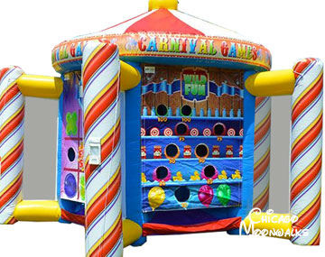 Chicago Carnival Game Rental