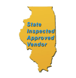 State Inspected Approved Vendor