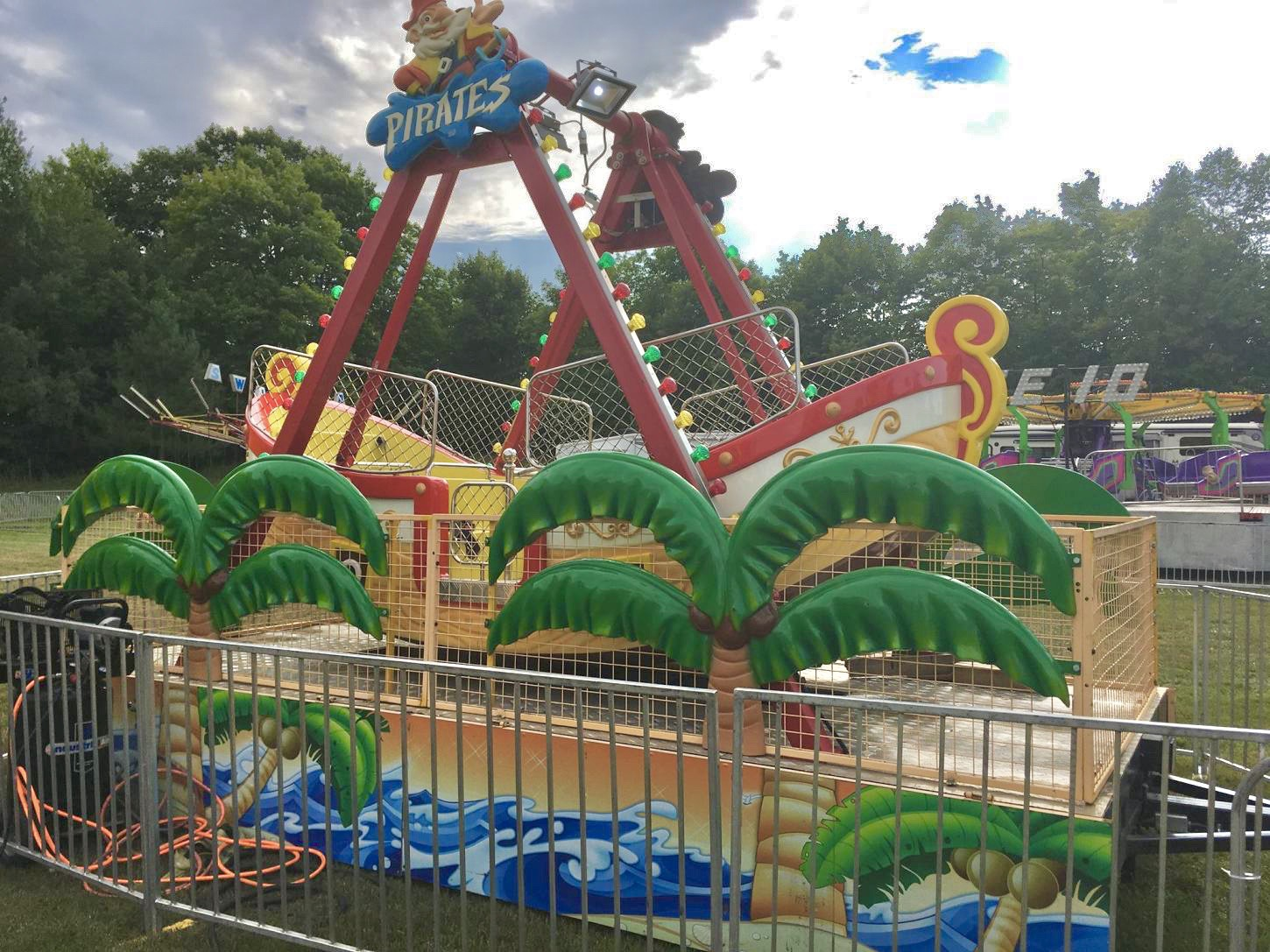 Chicago Carnival Ride Rentals in Chicago IL