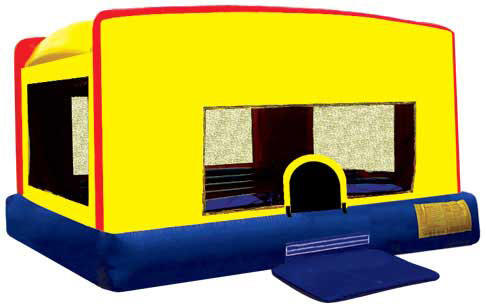 Indoor Outdoor Bounce House Moonwalk Rentals in Chicago