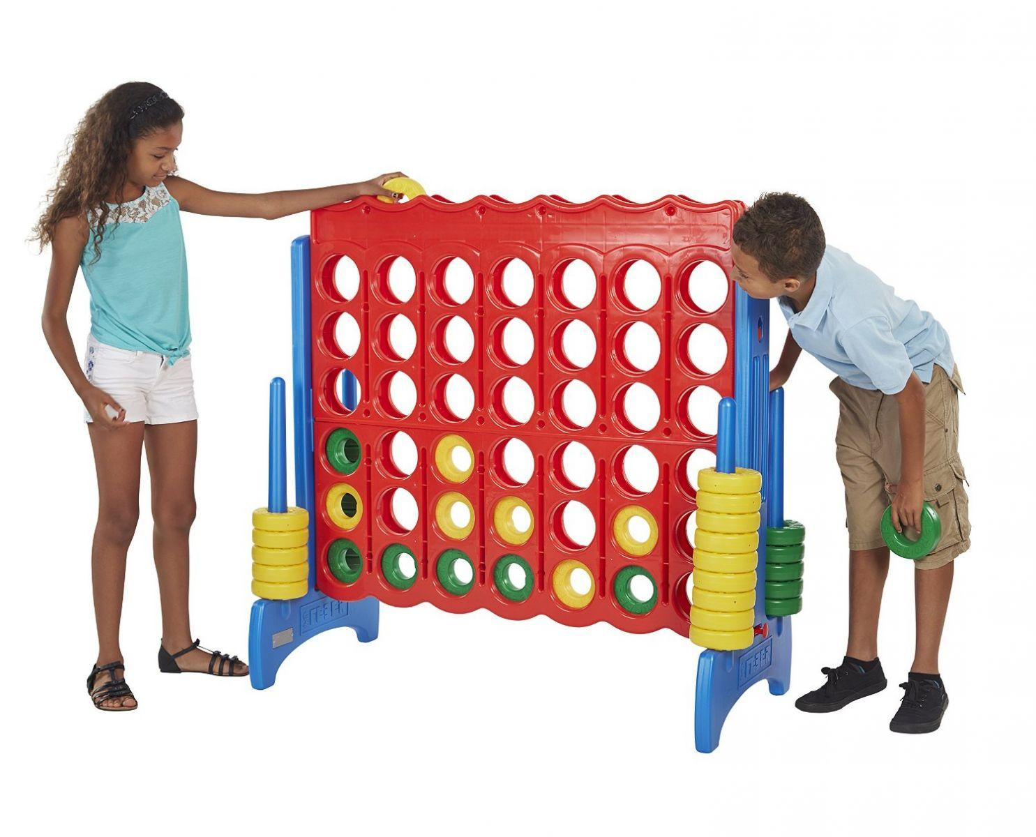 Giant Connect 4 Carnival Game Rental in Chicago