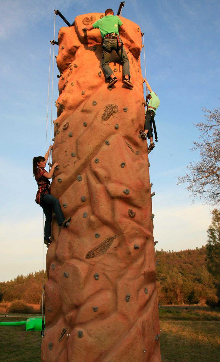 Prehistoric Rock Wall Climbing Rental Chicago, Portable Mobile Rockwall Chicago IL & Suburbs
