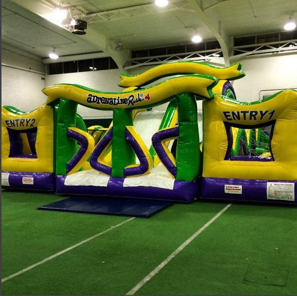 Chicago Adrenaline Rush 4 Obstacle Course Rental Chicago IL
