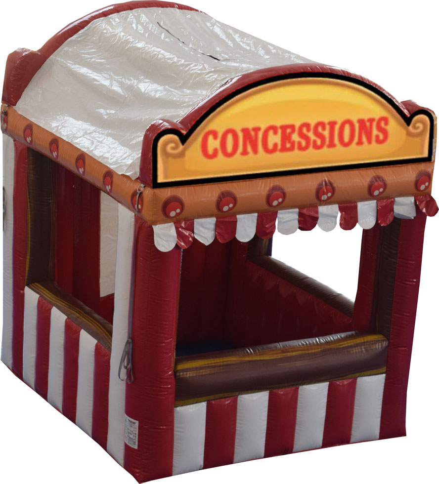 Carnival Concession Booth Rental Chicago IL