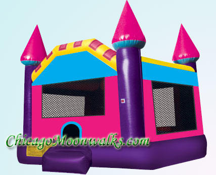Dream Castle Moonwalk Jumper Rental Chicago