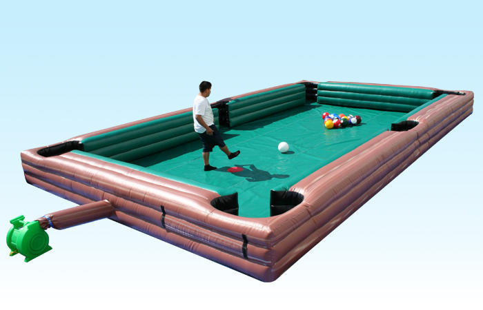 Human Giant Pool Table Rental Chicago