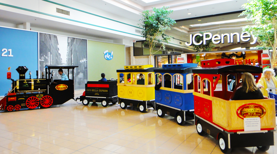 Trackless Train Rental Chicago, Chicago Party Rentals