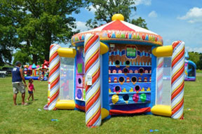 Carnival Game Rentals in Burr Ridge Illinois