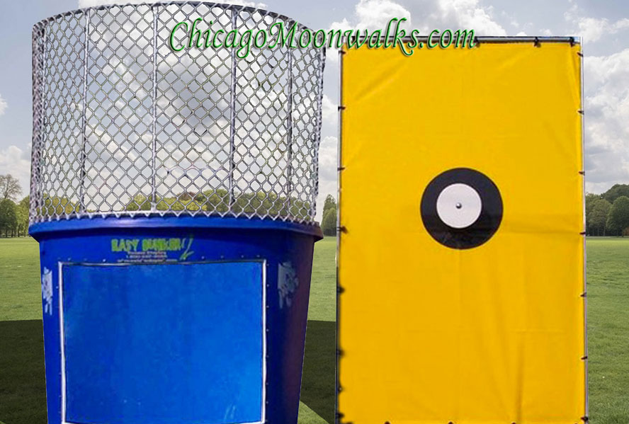 Dunk Tank Rentals in Burr Ridge, Illinois