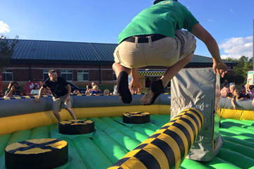 Interactive Inflatables Rentals in La Grange, Illinois