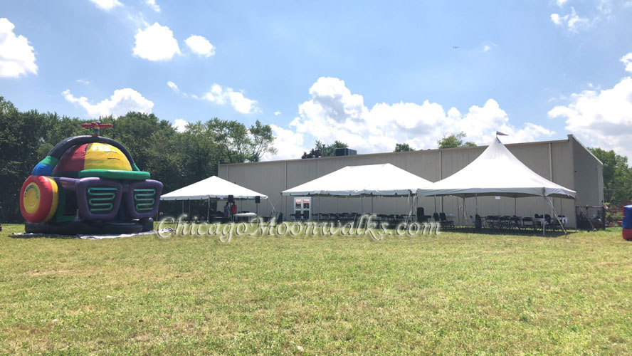 Disco Dome and Tent Rental Chicago
